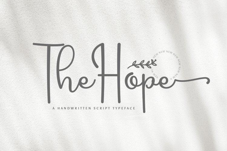 Hope example image 1