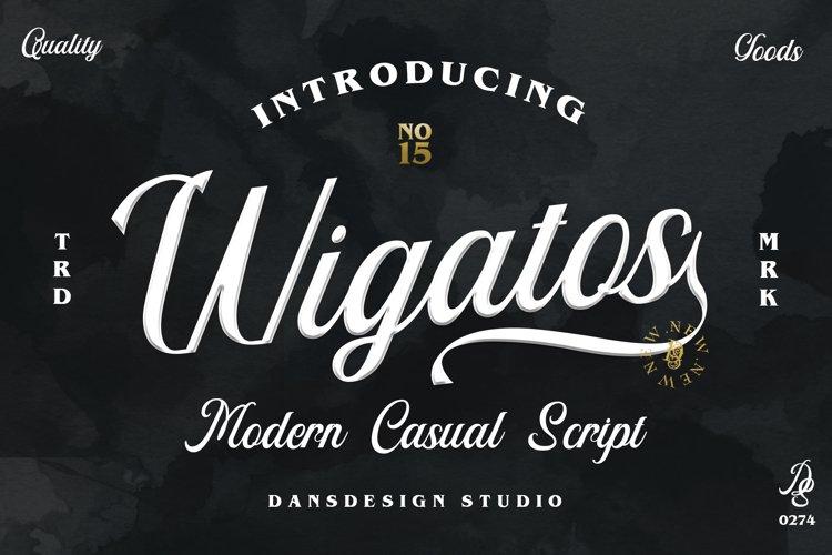Wigatos example image 1