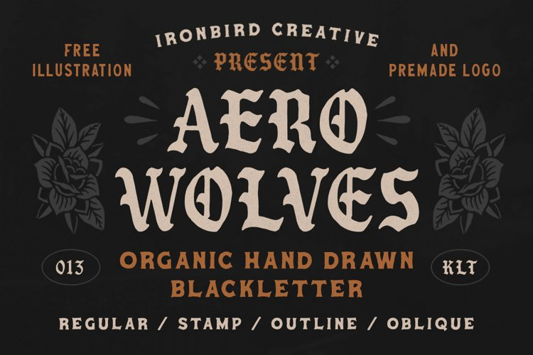 Aero Wolves and Extras