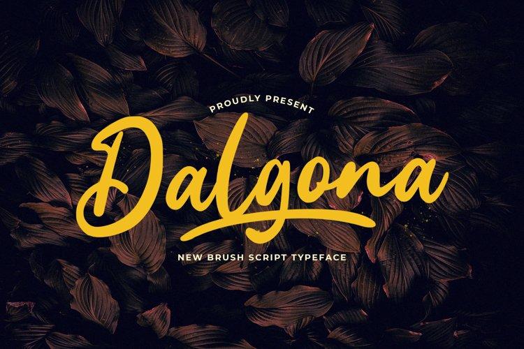 Dalgona example image 1