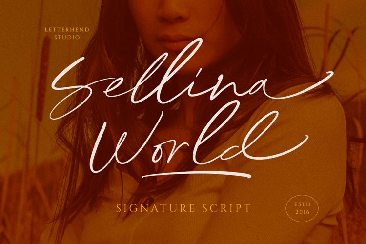 Sellina World - Signature Script example image 1