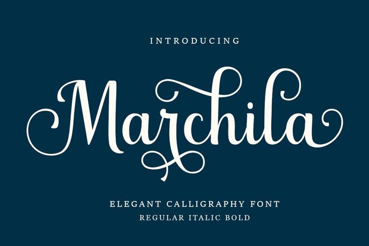 Marchila example image 1