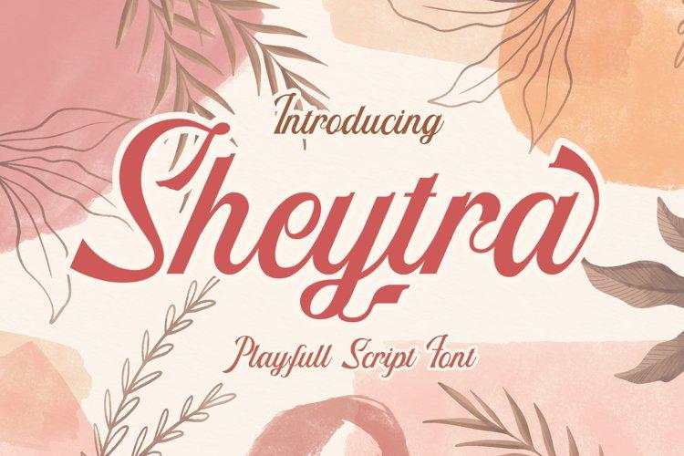 Sheytra