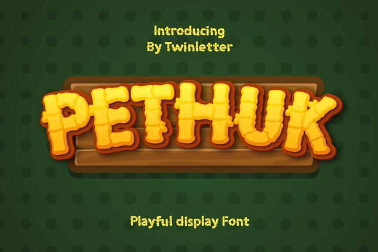 Pethuk example image 1