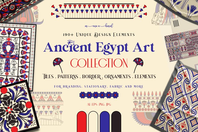 Ancient Egypt Art Collection