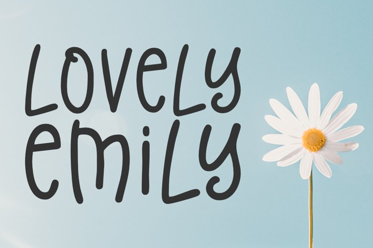 Lovely Emily example image 1