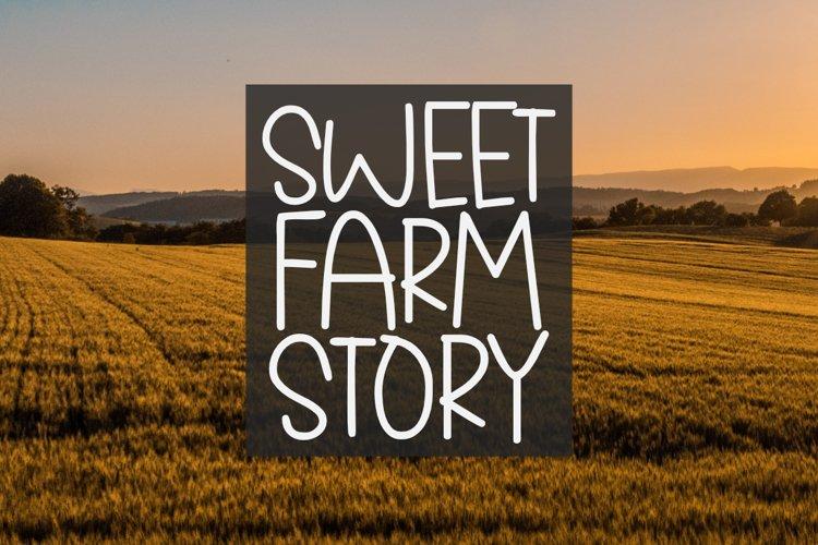 Sweet Farm Story example image 1