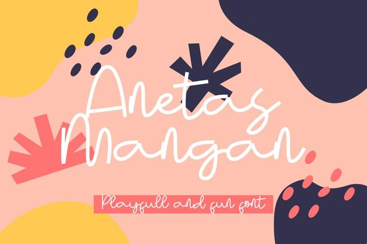 Anetas Mangan example image 1