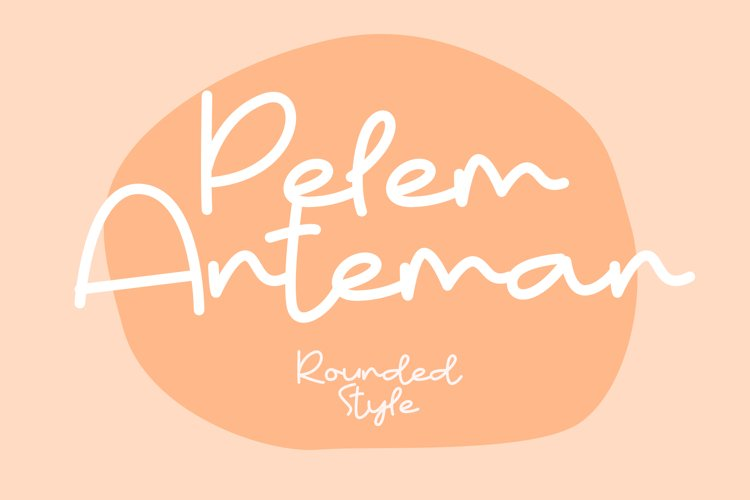 Pelem Anteman - Rounded example image 1