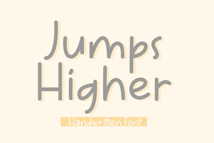 Jumps Higher example image 1