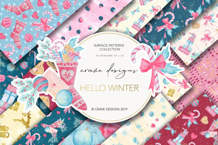 Hello Winter Patterns