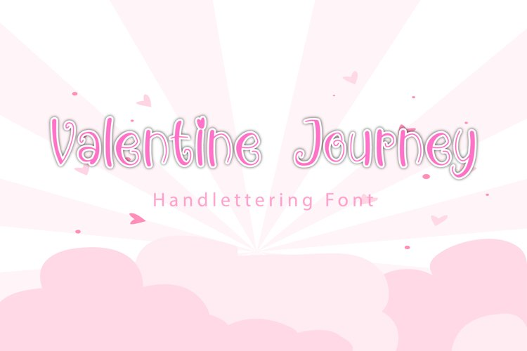Valentine Journey example image 1