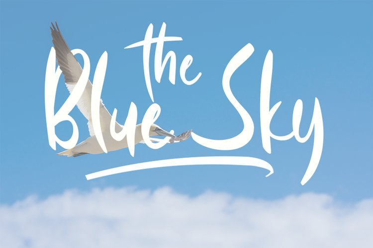Blue Sky example image 1