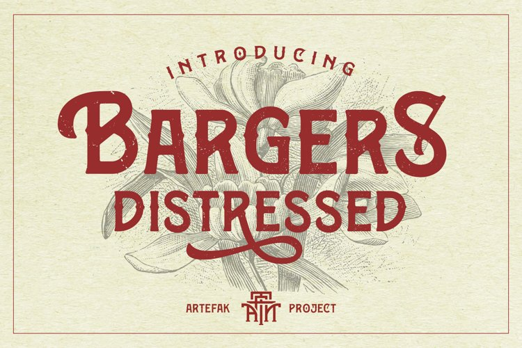 Bargers Distressed example image 1