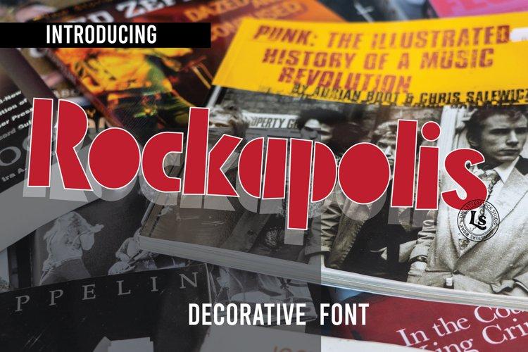 Rockapolis example image 1