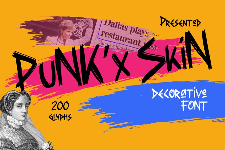 Punkx Skin example image 1