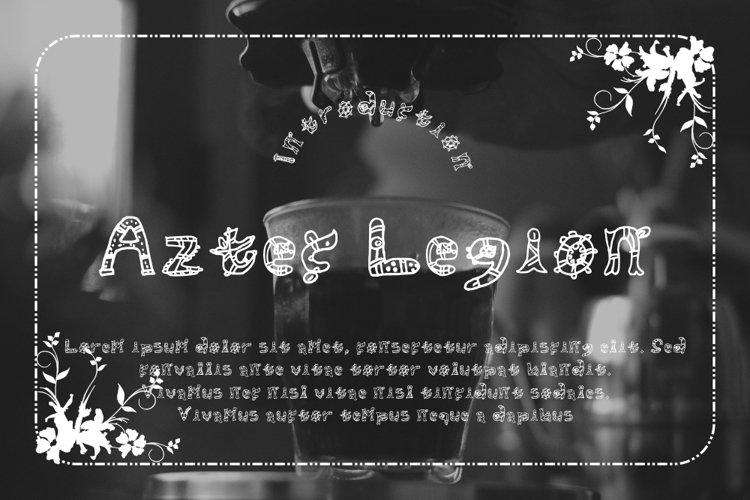 Aztec Legion example image 1