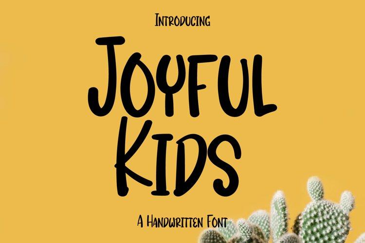 Joyful Kids example image 1