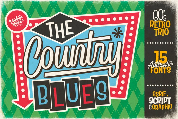 The Country Blues example image 1
