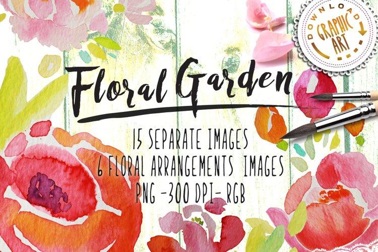 Floral Garden example image 1