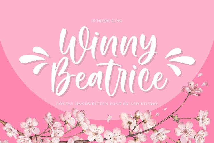 Winny Beatrice example image 1