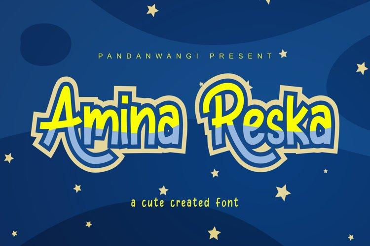 Amina Reska - Fun Display example image 1