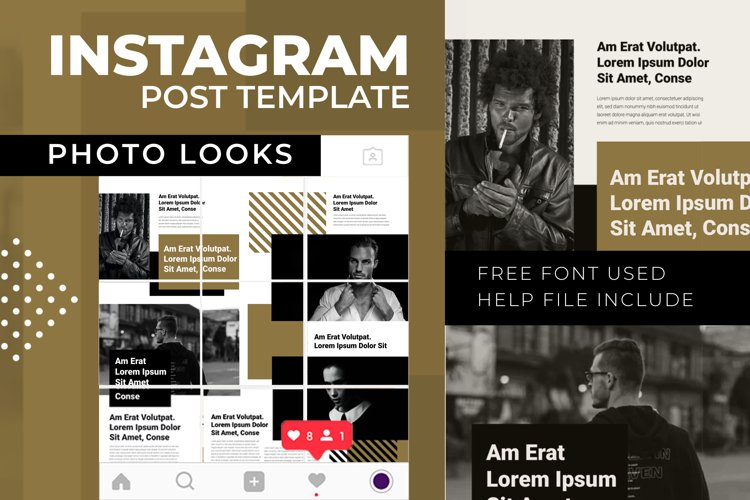 Photo Looks | Instagram Post example image 1