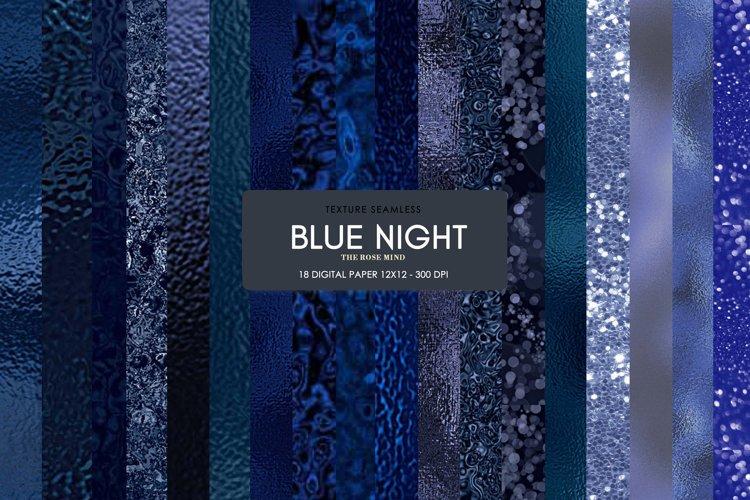 Blue night texture
