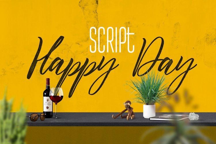 Happy Day Script example image 1