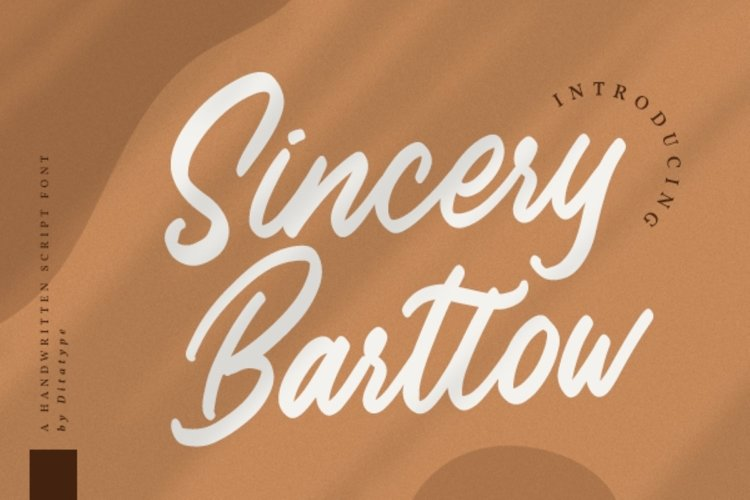 Sincery Bartlow example image 1