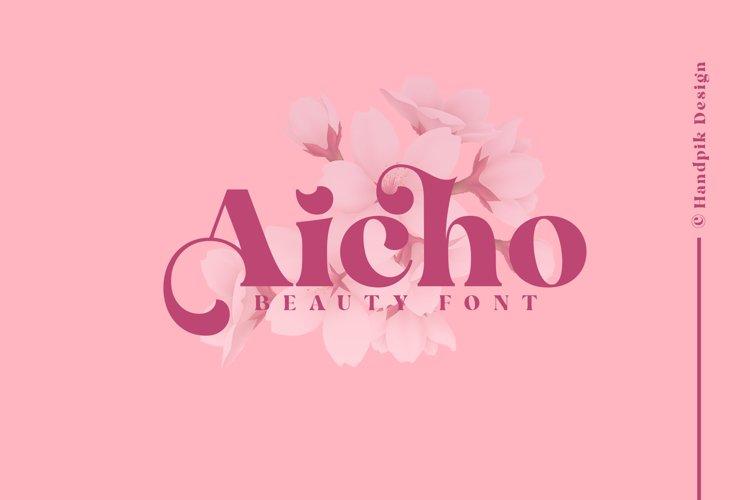 Aicho example image 1