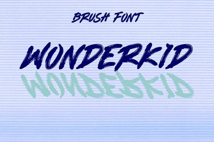 WONDERKID example image 1