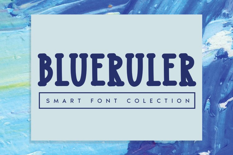 BLUERULER example image 1