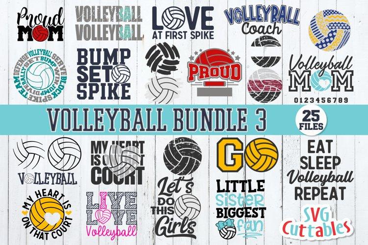 Volleyball SVG Bundle 3 | Shirt Bundle