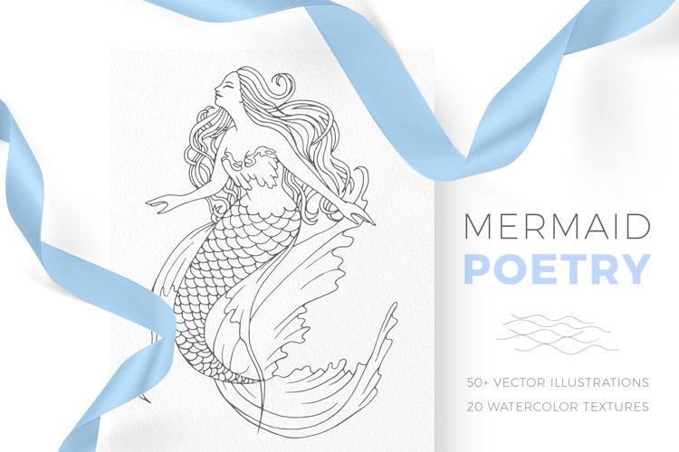 Mermaid Poetry example image 1