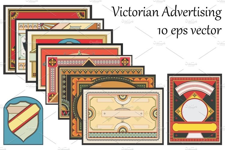 Victorian Advertising Collection example image 1