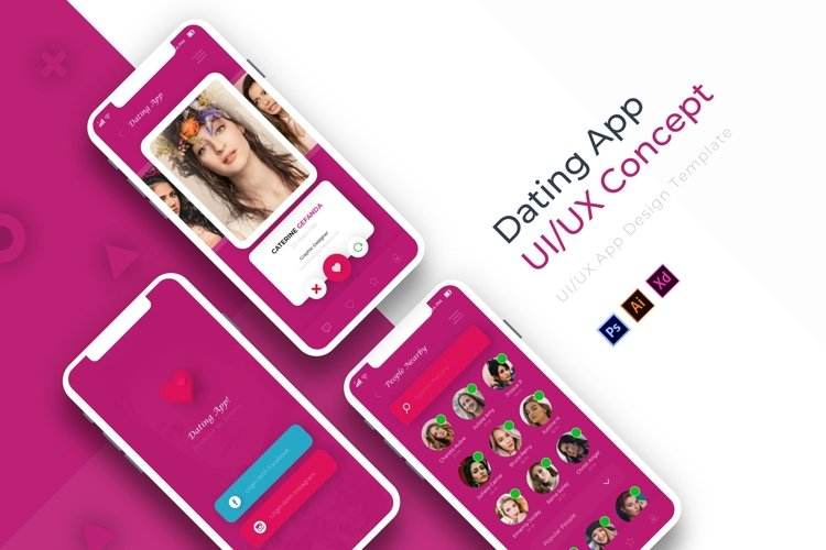 Dating   App Template example image 1