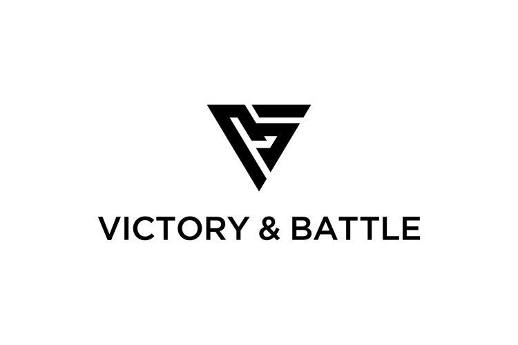 VB logo design