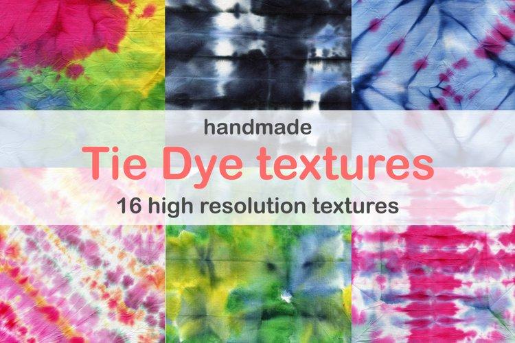Tie Dye textures 2 example image 1