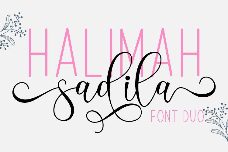Halimah Sadila example image 1