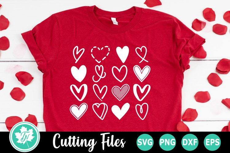 Valentine SVG | Valentines Day SVG |Hearts SVG