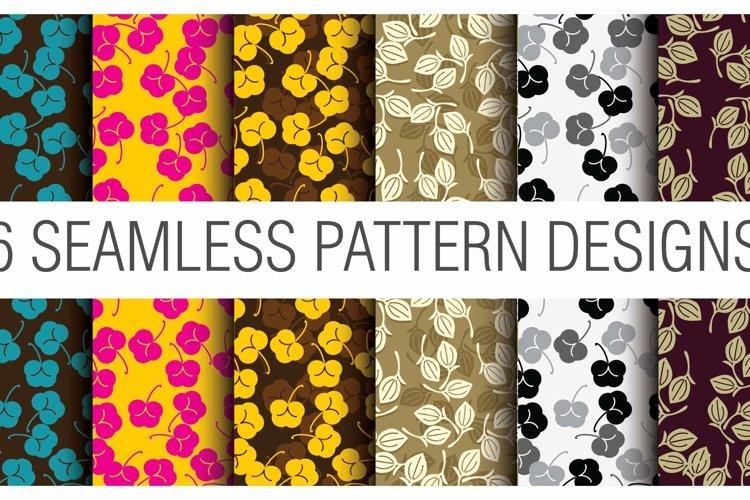 Custom Seamless Patterns