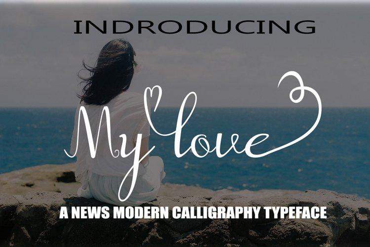 My love example image 1