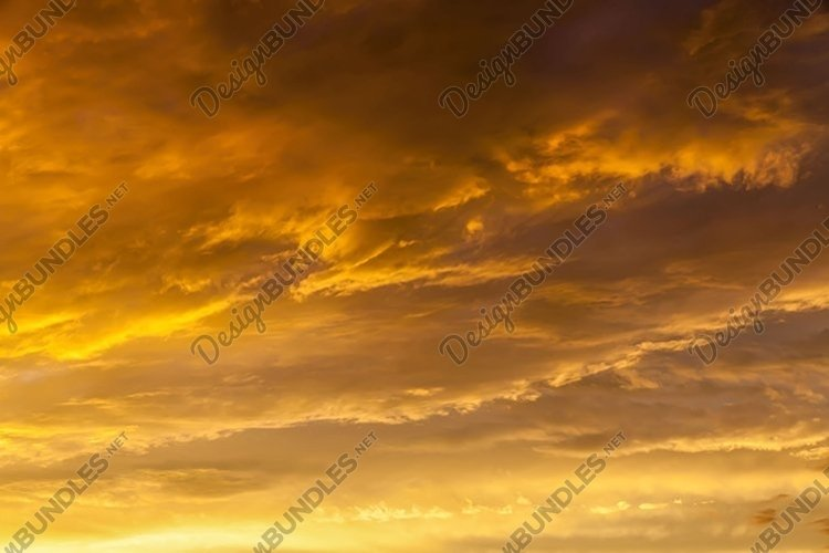 grandiose majestic cloudy sky example image 1