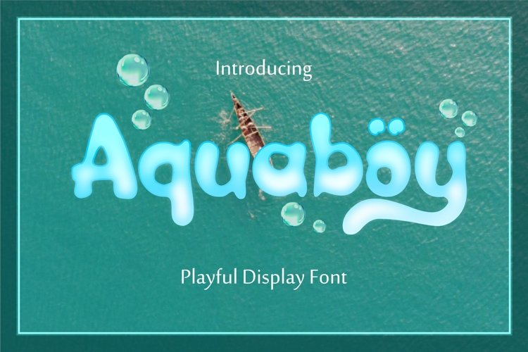Aquaboy example image 1