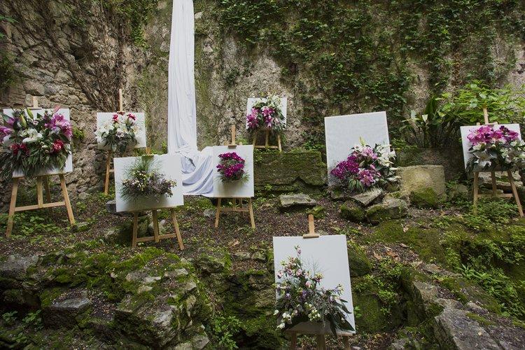 Floristic art bouquets compositions. example image 1
