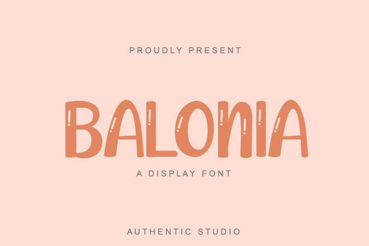 Balonia