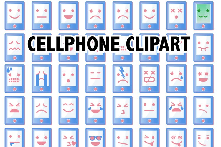 PHONE CLIPART example image 1