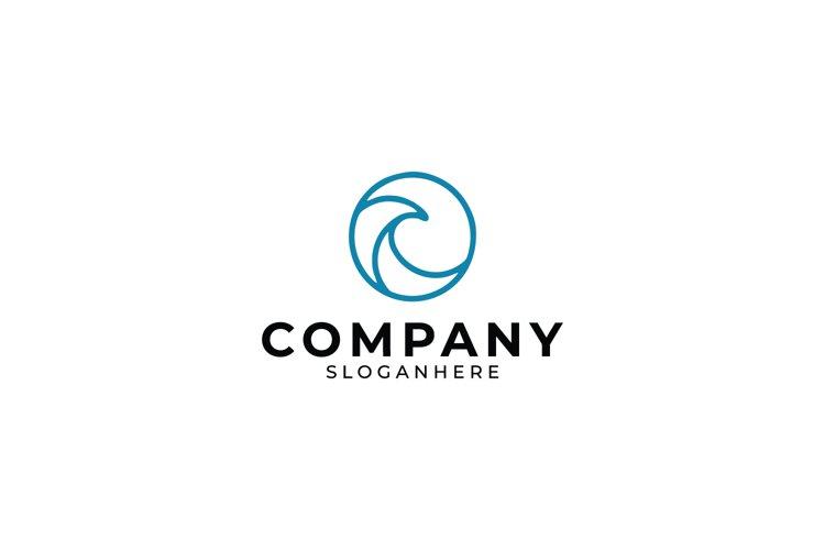 Wave Logo example image 1