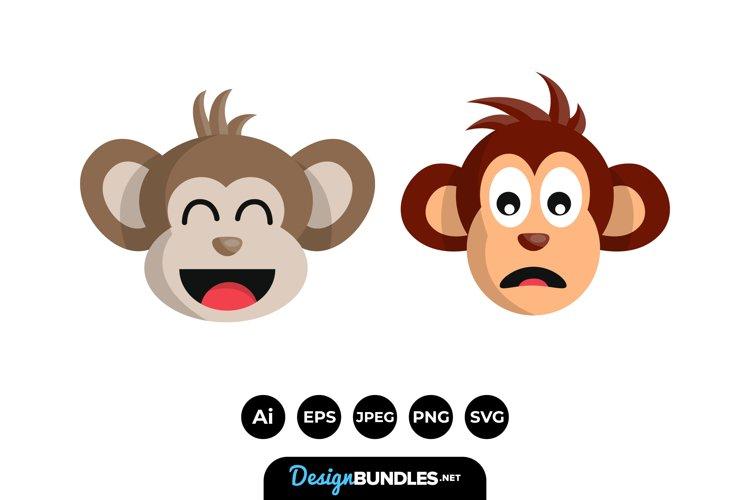 Monkey Faces example image 1